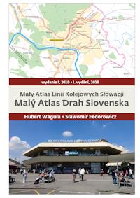 Železniční Mapa Slovenska